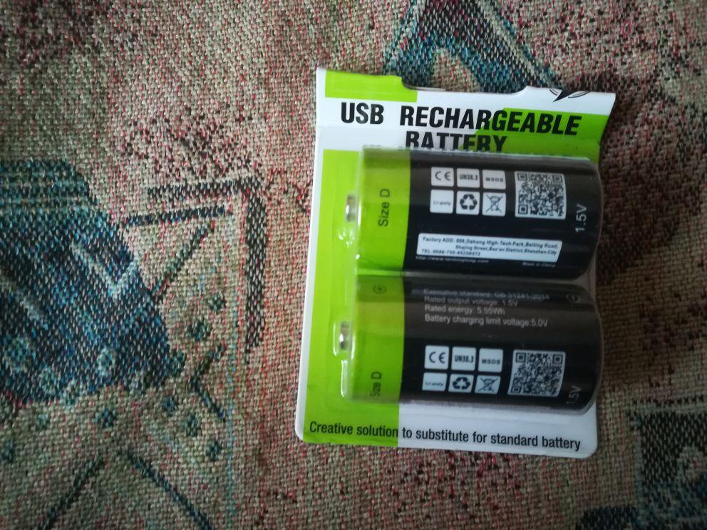 Baterias recarregáveis Bateria Recarregável Baterias
