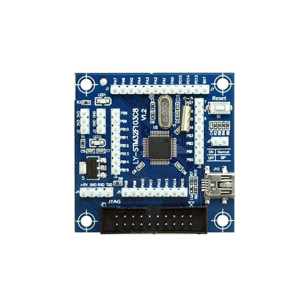 Taidacent STM32 Development Board ARM Learning ARM Single Board Computer Industrial Microcontroller Board STM32F103C8T6