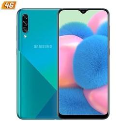 Samsung galaxy a30s Призма раздавить зеленый мобильного телефона-6,4 '/16,25 см-cam (25 + 5 + 8)mp/16mp - oc (1,8 ГГц + 1,6 ГГц)-128 ГБ-4 Гб