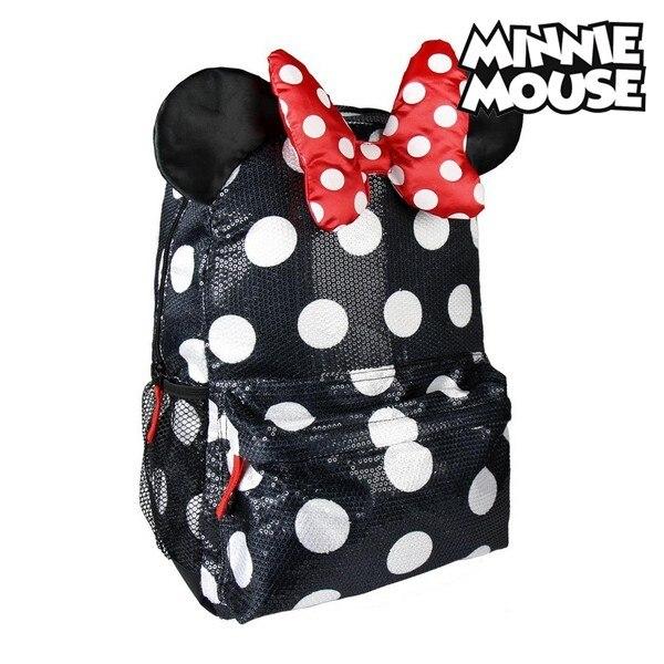 School Bag Minnie Mouse 1940 Black