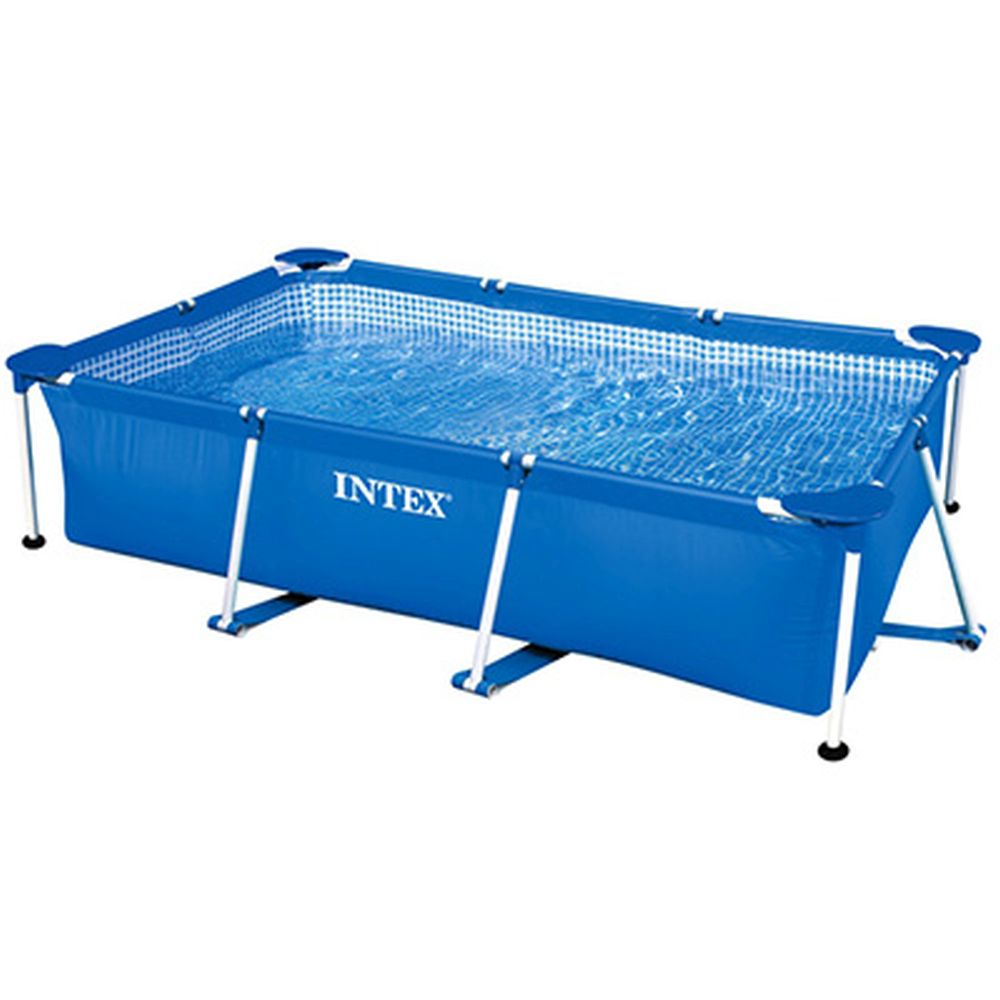 Intex Pool Scaffold Rectangular Frame 300 X200х75см 3834л