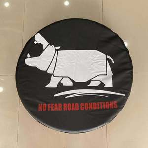 """Image 5 - Spare Wheel Cover Car Tire Cover for Suzuki Jimny JB23JB43JB64JB74 14"""" 15"""" Inch Protective Cover car accessories for2012 ~2019 +"""