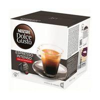 Koffie Capsules Nescafé Dolce Gusto 60924 Espresso Intenso Decaffeinato (16 Uds)