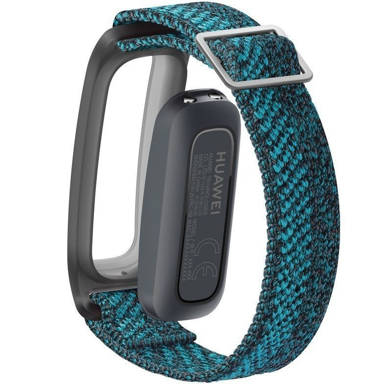 Strap Original Huawei Seaweed Green Compatible With Huawei Band 4e