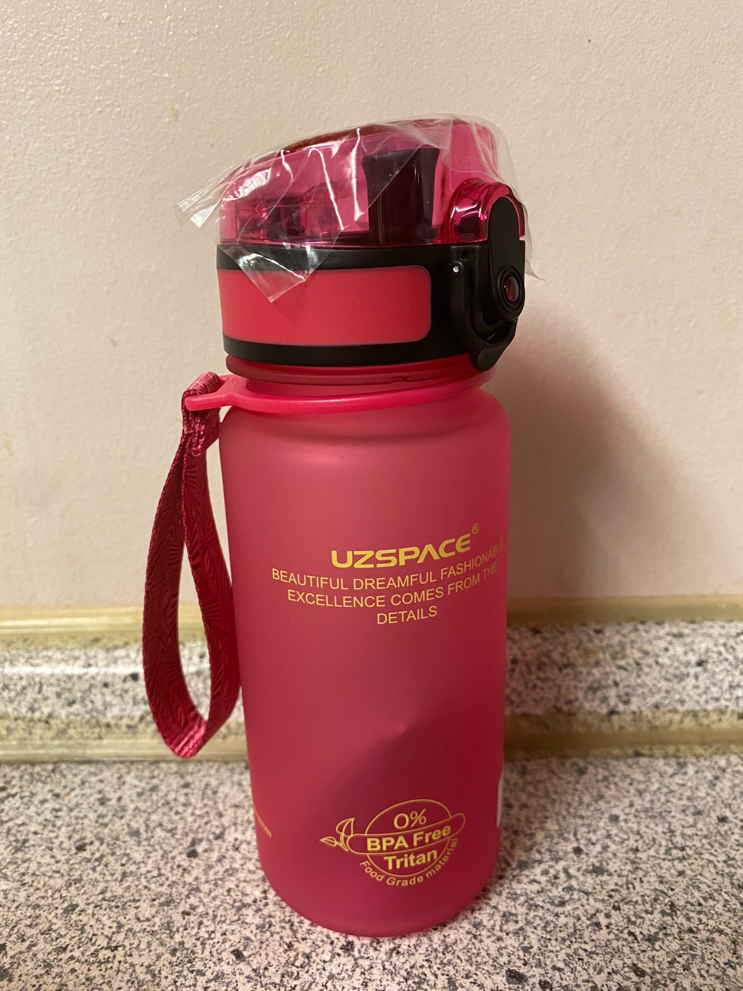 Portable Sports Water Bottle photo review