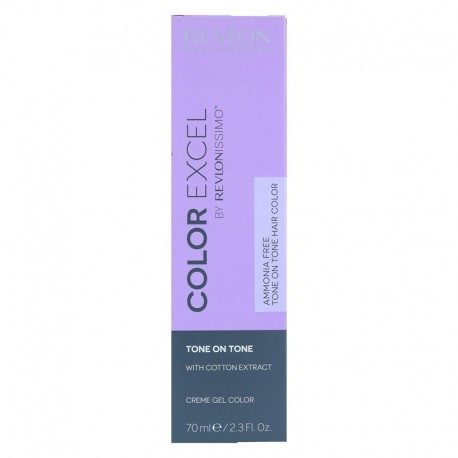 YOUNG COLOR EXCEL 70ML CREME GEL COLOR 07