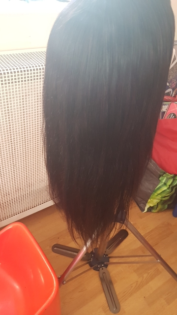 -- Pacotes Frontal Cabelo