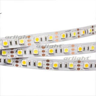 011093 Tape RT 2-5000 12V White-MIX 2x (5060, 300, LUX) ARLIGHT 5th