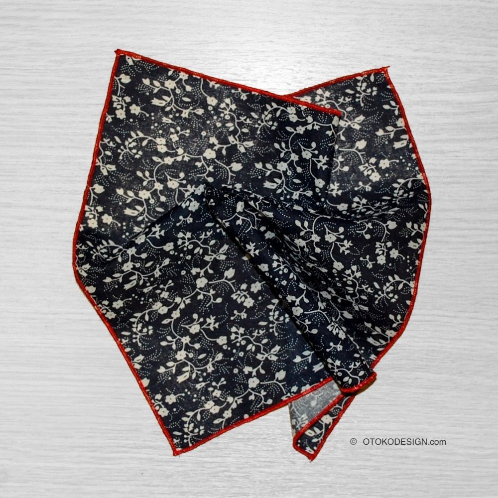 Pocket Square With Texture (50203)