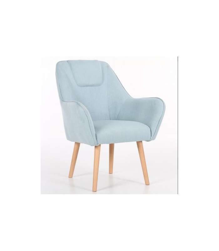 Upholstered Armchair Dunia