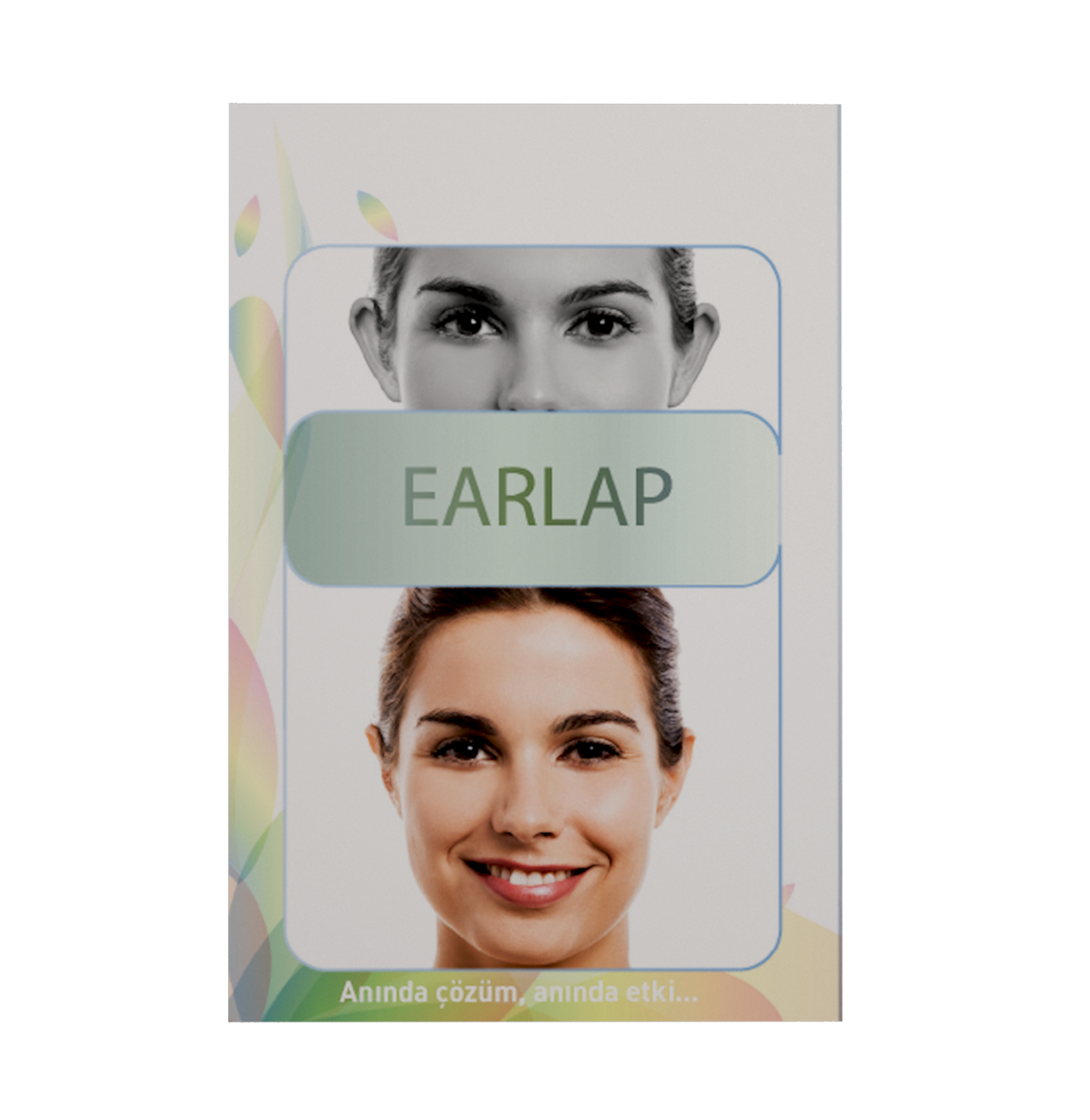 Beauty Tapes EARLAP Ear Cauliflower Protruding Corrector Flatter Otostick Arilis Magic Touch 7 Days Durable