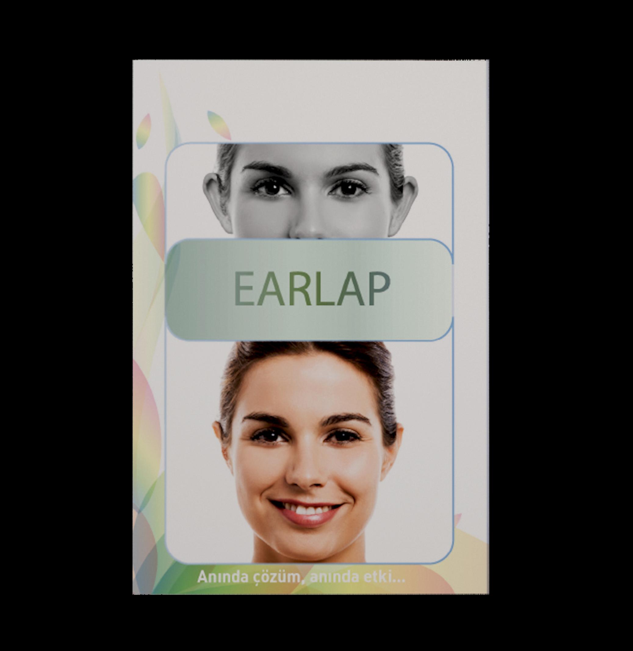Beauty Tapes EARLAP Ear Cauliflower Protruding Corrector Flatter Otostick Arilis Magic Touch 7 Days Durable