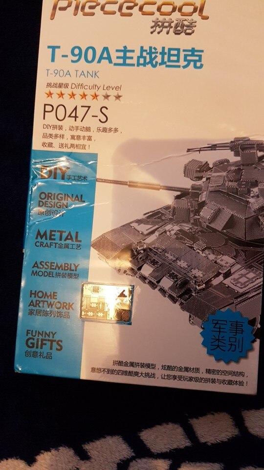 Kits de modelo de construção Educativos Jigsaw Puzzle