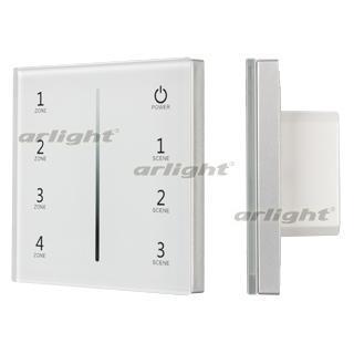 027103 panel sens smart-p29-dim White (230 V, 4 zones, 2.4g) Arlight 1-piece