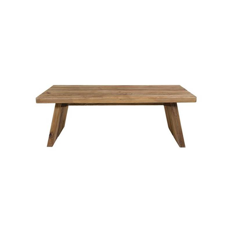 Coffee Table (135x78x45 Cm) Recycled Wood