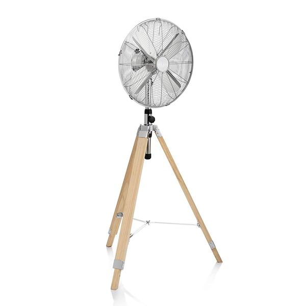 Tristar VE 5805  60W standing fan with wooden tripod|Fans| |  - title=