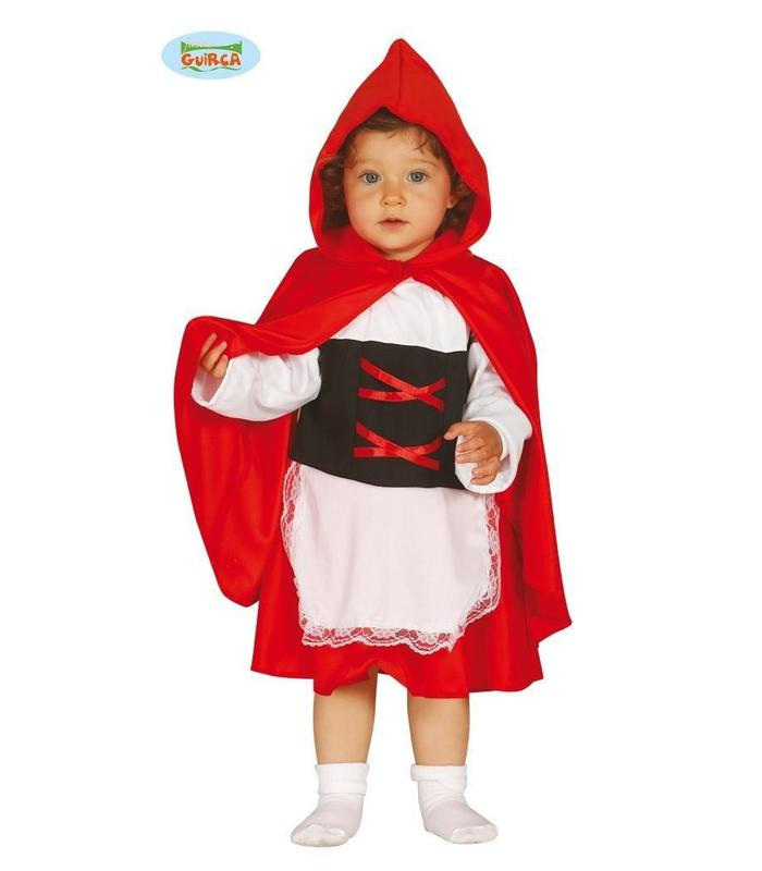 Baby Costume Little Red Riding Hood 12-24 Guirca Toy Store