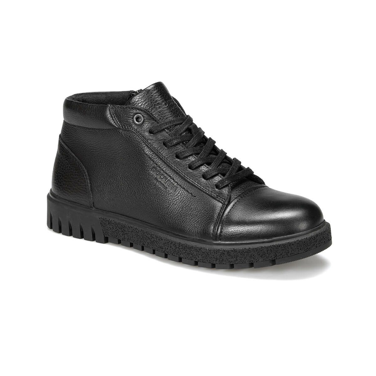 FLO 227111 9PR Black Men Boots By Dockers The Gerle