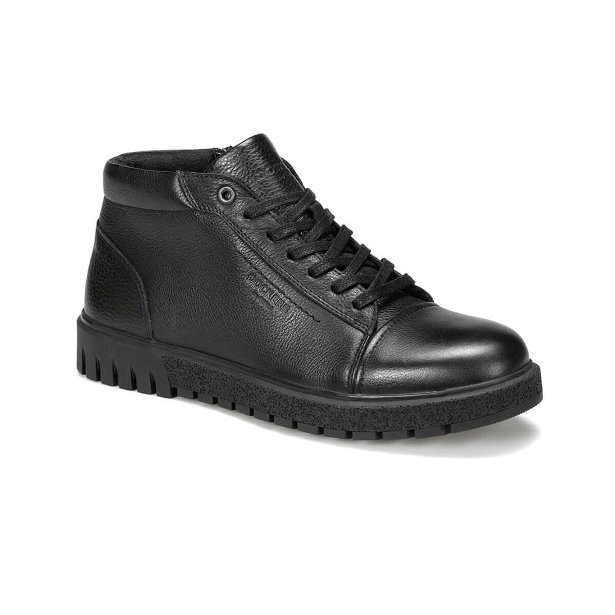 FLO 227111 9PR Black Men Boots By Dockers The Gerle