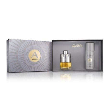WANTED AZZARO SPRAY 100ML + DEODORANT SPRAY 150ML