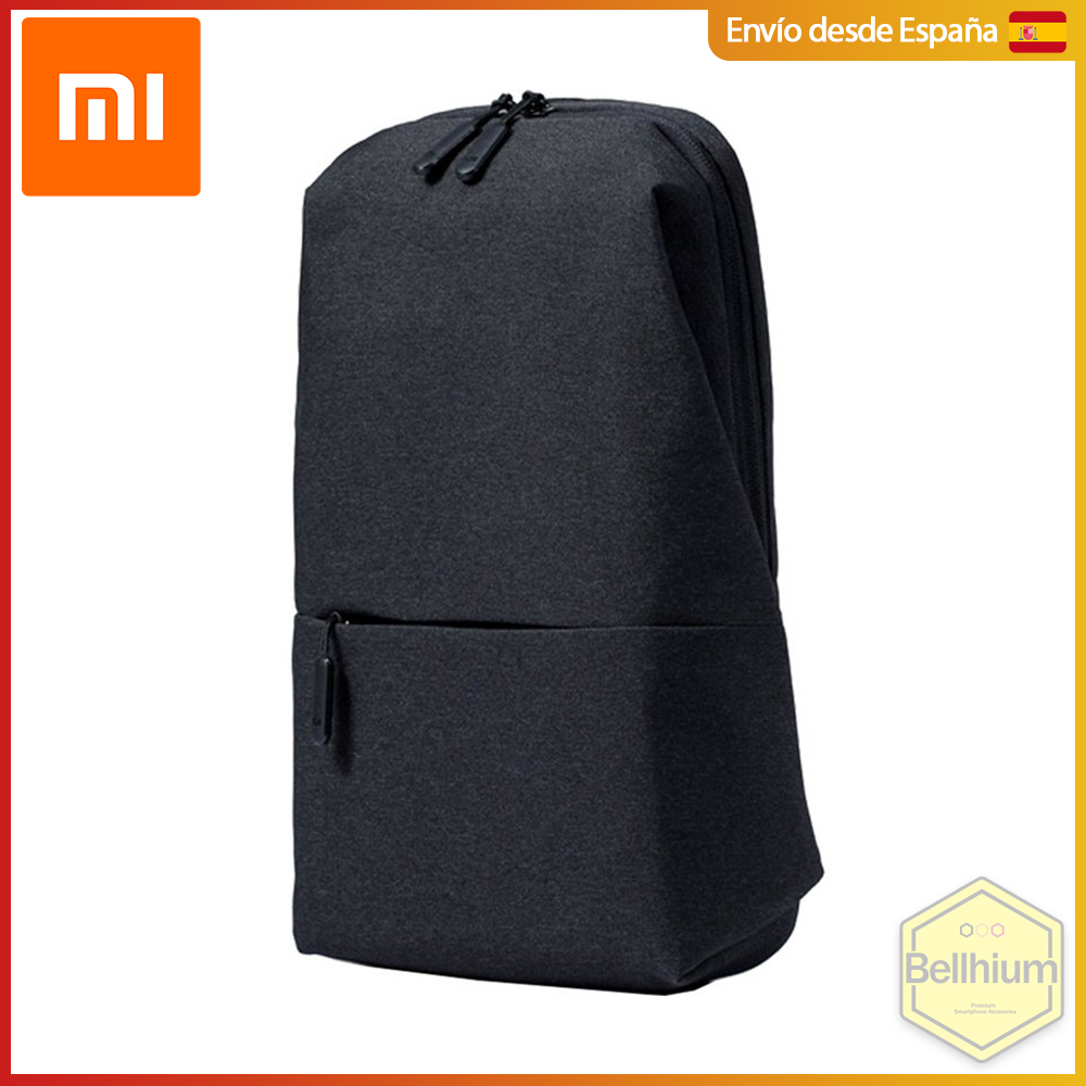 XIAOMI Mi City Sling Bag-small backpack for tablets and smartphones, ideal for carrying keys, wallet and personal goods image