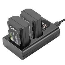 Neewer np fz100 Замена Батарея Зарядное устройство набор совместим