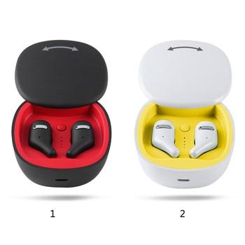 30pcs A2 TWS True Wireless Earphones Mini In-Ear Auto Pairing Bluetooth Earphone Wireless