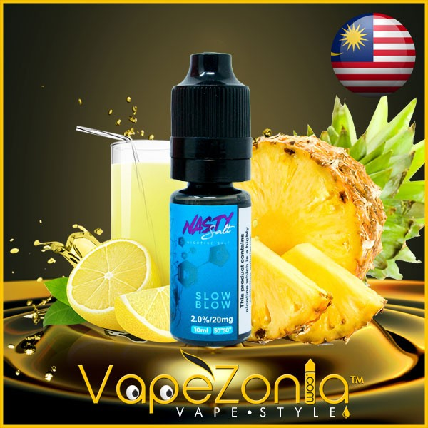 Nasty Salt SLOW BLOW 10 Ml Vape Shop Valencia
