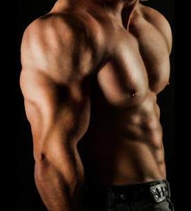 使用弹簧拉力器来练就发达的胸肌,性感胸肌-养生法典
