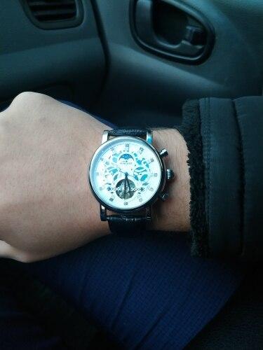 -- Esqueleto Relógio Automático