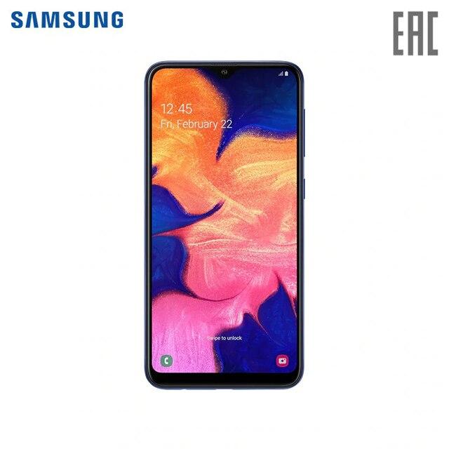 Смартфон Samsung Galaxy A10 (2019)