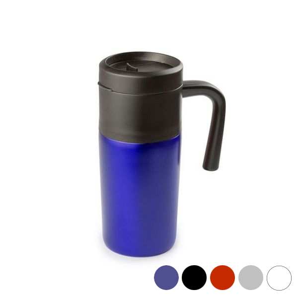 Cup With Lid (400 Ml) 144738