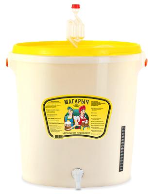 Mini brauerei kunststoff ферметер barrel für die gärung bier mit гидразотвором temperatur sensor tank für konzentrat