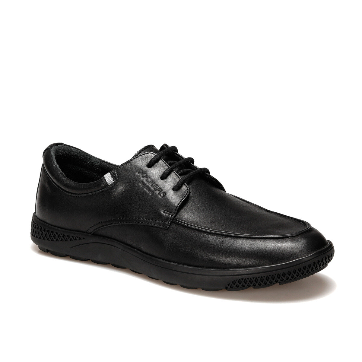 FLO 228280 Black Men 'S Comfort Shoes By Dockers The Gerle