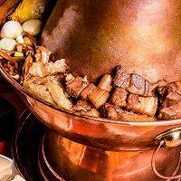 酱香一品锅,舌尖上的经典年夜饭 #福气年夜菜#的做法图解8