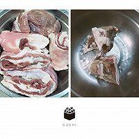 陕西特色水盆羊肉的做法图解1