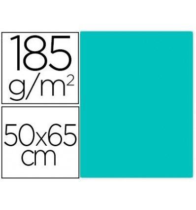 CARDBOARD PIGGY MINT GREEN 50X65 CM 185 GR 25 Pcs