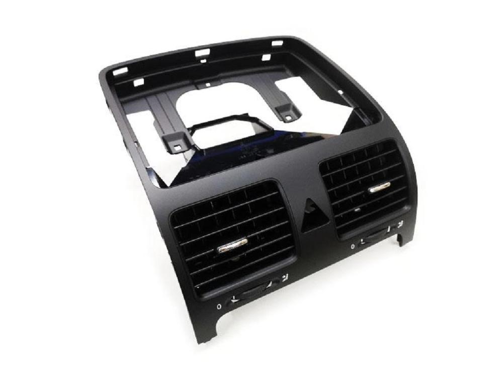 Center Dash Airvent (No Airbag Hole) For VW Golf Jetta MK5 free shipping Air Intakes    - title=