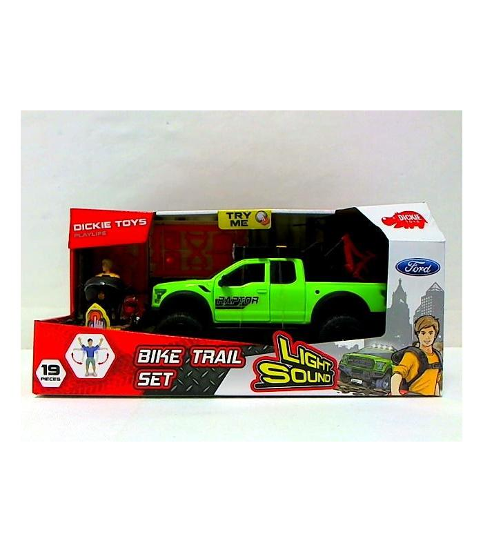 Playlifeset Mountain Bike Ford Raptor L Toy Store