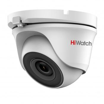 HiWatch DS-T203S - Outdoor Dome HD-TVI camera, 2Mp, 1080p camera, HD TVI 1080p, HD TVI, HD TVI camera, security camera, hd camera, cctv camera system, outdoor camera, analog camera, full hd camera, hiwatch ds, CVI, AHD фото