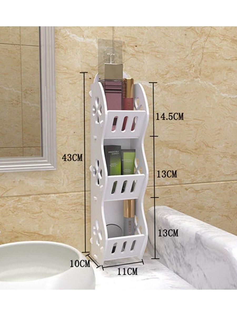 Пластиковая полка для ванной BG0017|Полки для ванной|   | АлиЭкспресс
