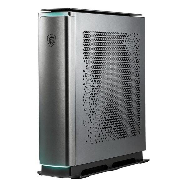 Desktop PC MSI P100-061EU I7-9700K 32 GB RAM 3 TB W10 Grey