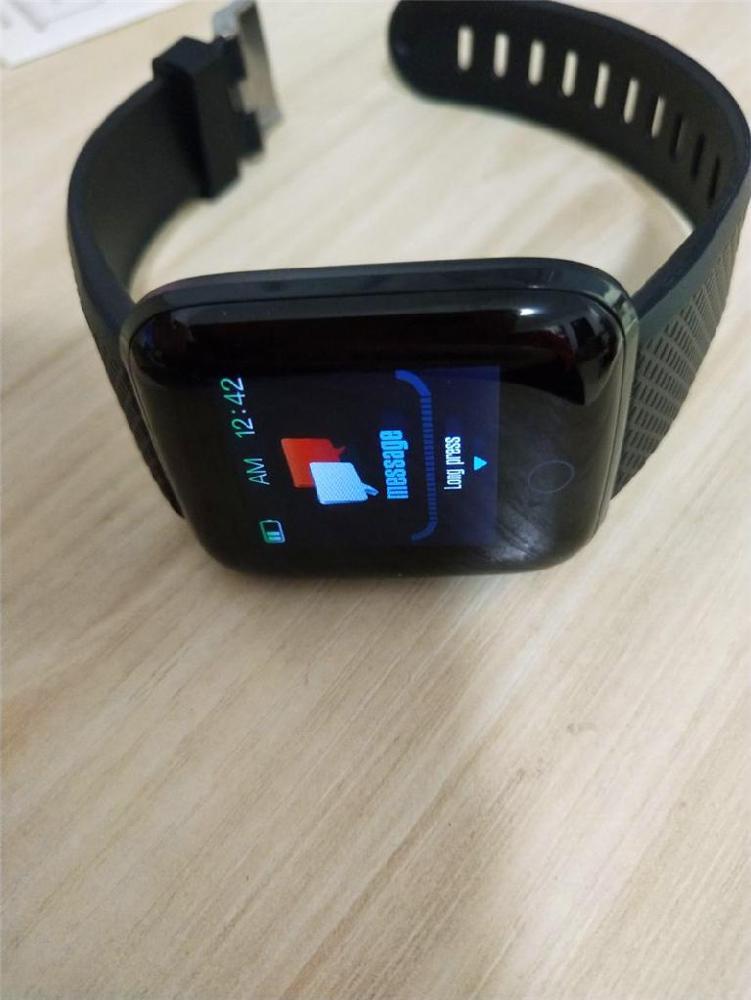Smart Watch Men Blood Pressure Waterproof Smartwatch Women Heart Rate Monitor Fitness Tracker Watch Sport For Android IOS|Smart Watches| |  - AliExpress