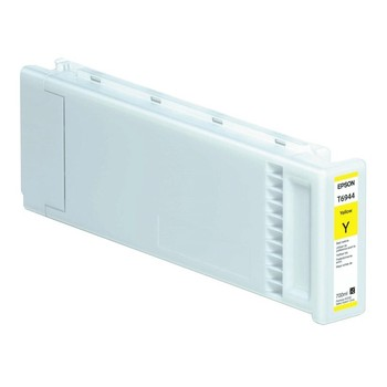 Epson T6944 Yellow SureColor SC-T3000 SC-T3200 SC-T5000 SC-T5200 SC-T5200D SC-T7000 SC-T7200 SC-T7200D T6941 T6942 T6943 T6945 фото