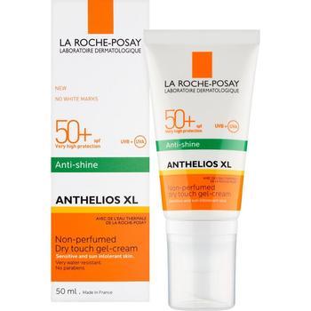 La Roche-Posay Anti-Shine Anthelıos Xl Spf 50 Faktör 50 Ml Parlama Karşıtı Güneş Kremi la roche posay fluide spf 50