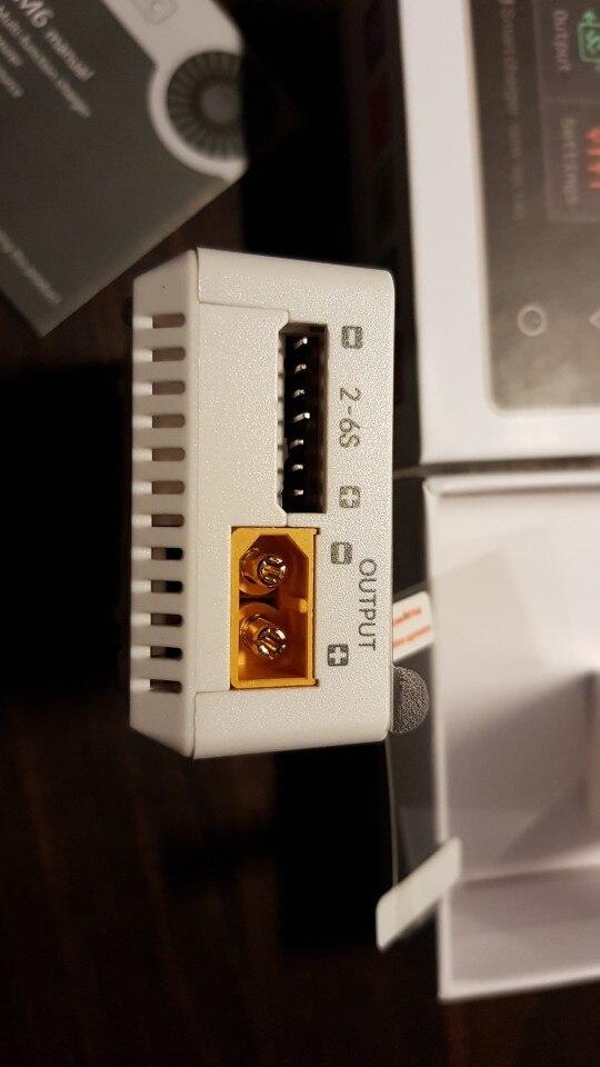 -- Descarregador Toolkitrc Battery