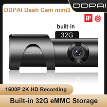 Ddpai Dash Cam Mini 3 1600P Hd Auto Camera Mini3 Auto Drive Voertuig Video Recroder 2K Android Wifi smart 24H Parking Camera