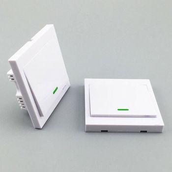 SONOFF кнопочный переключатель RF беспроводной пульт дистанционного управления настенный передатчик света Domotica