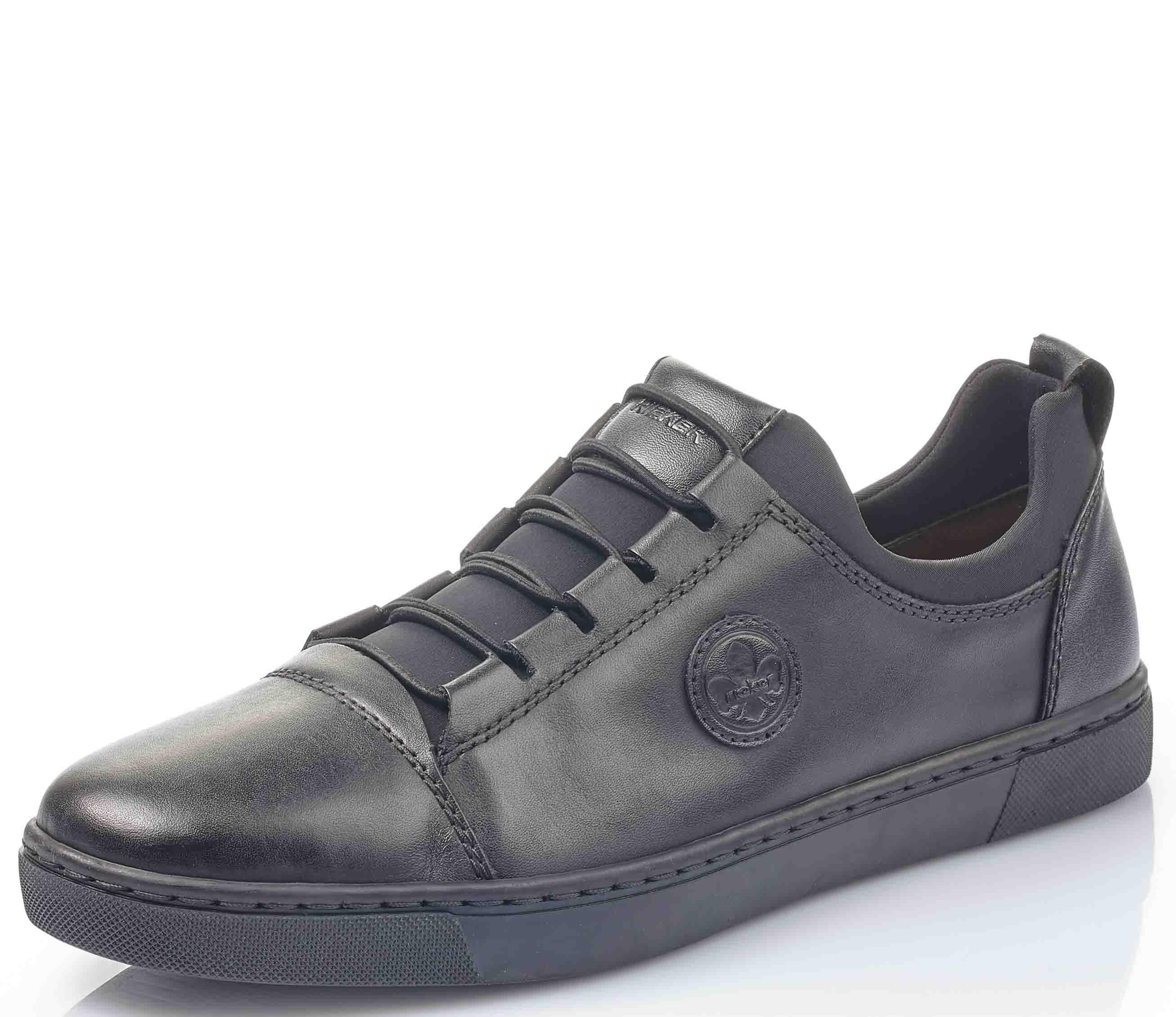B1873/00 zapatos para hombre Rieker Marca DEKABR, mocasines suaves de estilo veraniego a la moda para hombres, zapatos de piel auténtica de alta calidad, zapatos planos para hombres, zapatos de conducción Gommino