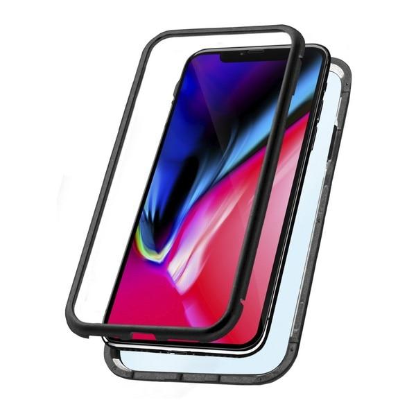 Carcasa Iphone Xr KSIX Magnetic Negro